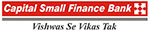 CAPITAL SMALL FINANCE BANK LIMITED