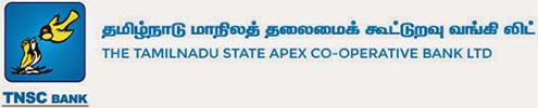 THE TAMIL NADU STATE APEX COOPERATIVE BANK